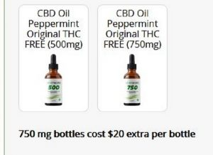 CBD that's THC FREE in Australia