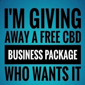FREE CBD Business package in Ivey